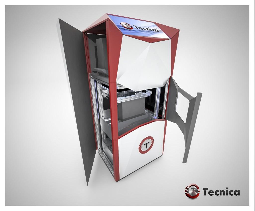 3D printing process