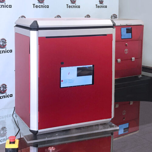 Casa 3D printer using Tecnica3D engine